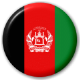 Afghanistan Country Flag 25mm Pin Button Badge